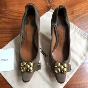Like New Chloe Heels